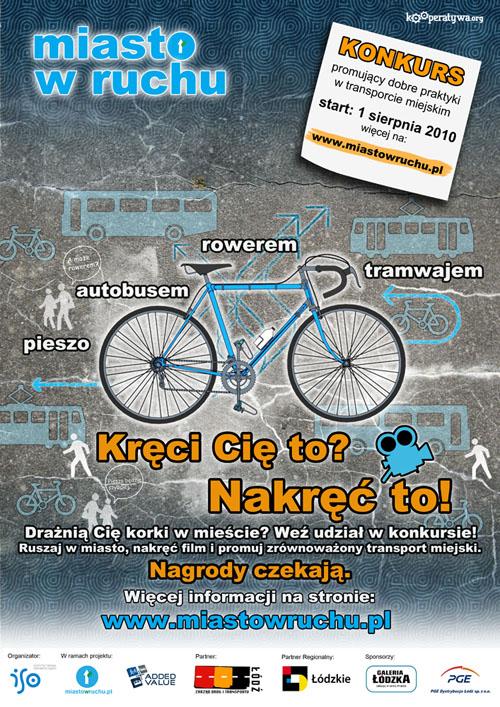 plakat konkursowy