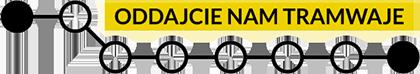 logo akcji Oddajcie nam tramwaje