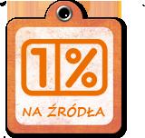 Przekaż 1% podatku na projekty Żródeł